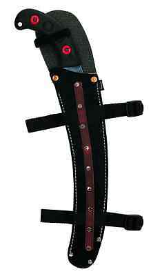 WEAVER LEATHER ARBORIST HAND SAW LEG SCABBARD PART # 08-03016, Scabbard only