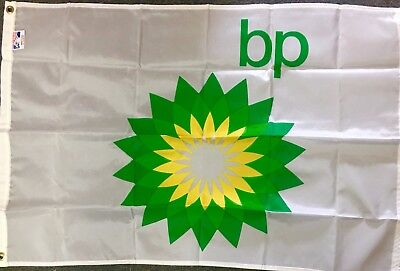Vintage BP Flag from 1980's
