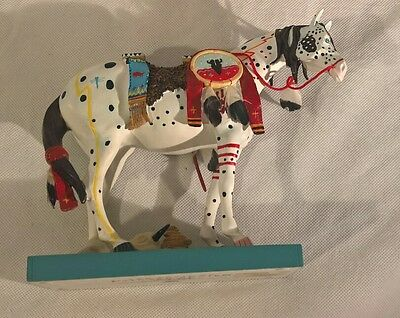 Trail of Painted Ponies War Pony
