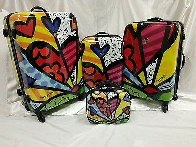 8a1e325198 HEYS BRITTO NEW Day 21 Inch Upright Hardside Spinner travel luggage ...