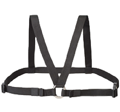 WEAVER LEATHER ARBORIST CHEST BOX HARNESS FOR SRT Climbing 08-98106