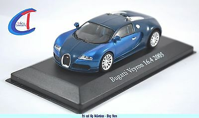 [17-8-1] Die Cast Car Model - 1:43 - 2005 Bugatti Veyron 16.4