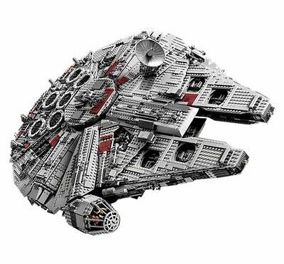 Star Wars UCS Millennium Falcon 05033 - compatible with 10179 - **UK Business**