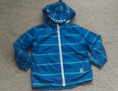 boys raincoat from next 3-4 years