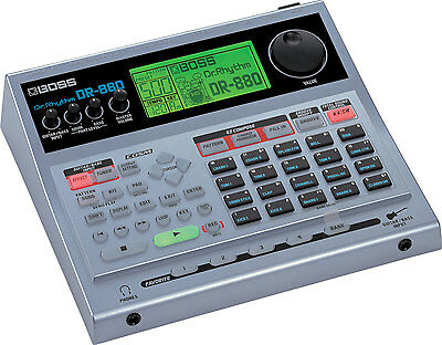 Boss Dr 880 Drum Machine