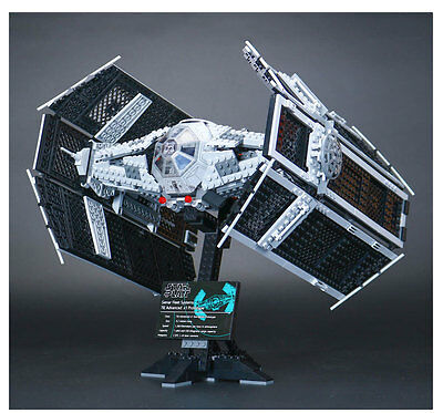 Darth Vaders UCS Advanced TIE Fighter 05055 - compatible with 10175