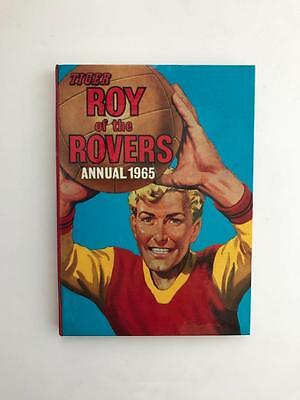 Tiger Roy of the Rovers Annual 1965 (good condition)