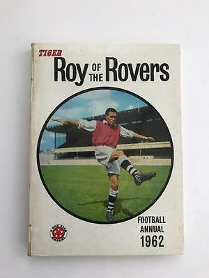 Tiger Roy of the Rovers Annual 1962 (good condition)
