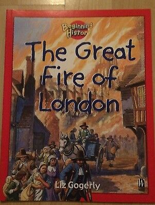 Beginning History The Great Fire of London