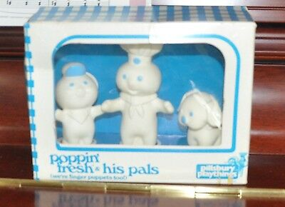 Pillsbury Doughboy Poppin' Fresh and his Pals in box