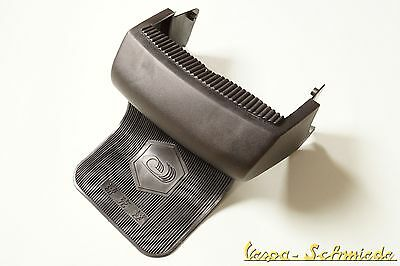 VESPA Mud guard with Mud flaps - Black - PX / Lusso / T5 Classic