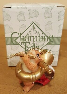 Charming tails eleven pipers piping Rare twelve days of christmas!