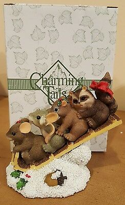 """Charming Tails """"SHARING THE RIDE"""" 97/34"""