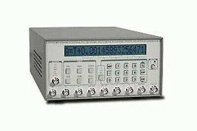 STANFORD RESEARCH SYSTEMS DG535 4 Ch Digital Delay and Pulse Generator/read info