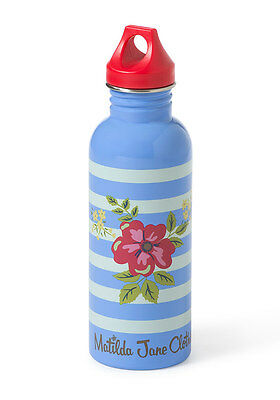 Matilda Jane Bobbing For Apples Water Bottle Canteen New Nwot Picnic Lunch Box