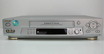 Sony SLV-EZ715 VCR VHS Player (No remote)