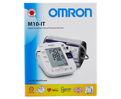 Omron M10-IT Digital Automatic Blood Pressure Monitor