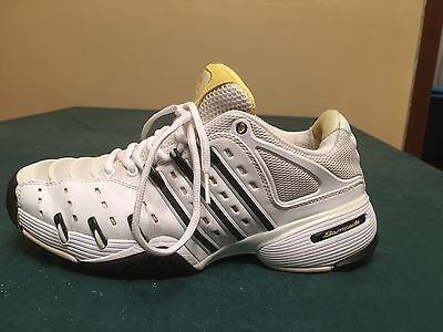 Used Men's Adidas Barricade Tennis Shoes