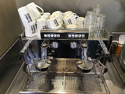 Espresso Coffee Machine Elektonika Profi II