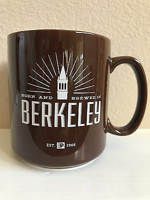 "PEET'S COFFEE ""Berkeley"" state&city mug $28"