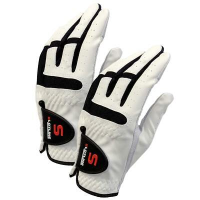 Slotline Tour Leather Glove - Buy 1, Get 1 Free [Hand: Men's Right] [Size: Mediu