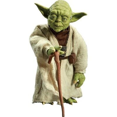 Star Wars Sideshow Exclusive Yoda 1/6 scale Order of the Jedi Figure - MINT F/S