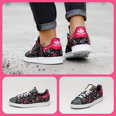 adidas Originals Stan Smith womens girls ladies trainers sneakers pumps