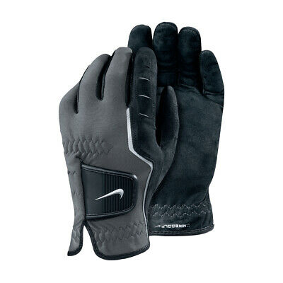 NEW Nike All Weather Golf Gloves - 1 Pair [Size: Medium]