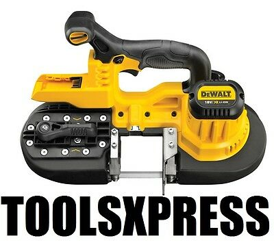DeWalt DCS371N-XE 18V Li-ion XR Cordless Compact Bandsaw - TOOL ONLY - OZ MODEL