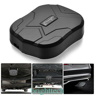 Advanced Real-Time TK STAR TK905 Auto GPS Tracker Locator 90 Days Standbuy IP 66