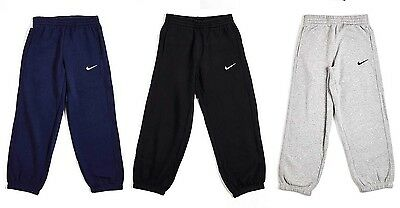 Nike joggers sweat pants boys girls cotton fleece tracksuit bottoms 12-13 years