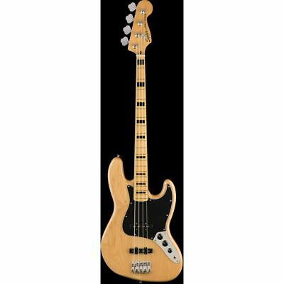 Squier Vintage Modified Jazz Bass 70 in Natural - E-Bass