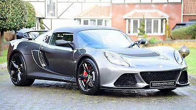 Lotus Exige Sport 350 Coupe 3.5 VVT-i ( 350ps ) 2017MY