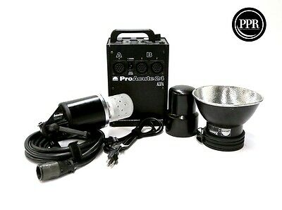 Profoto Acute 24 Alfa 2400ws Power Supply With Acute Strobe Head Lighting Kit