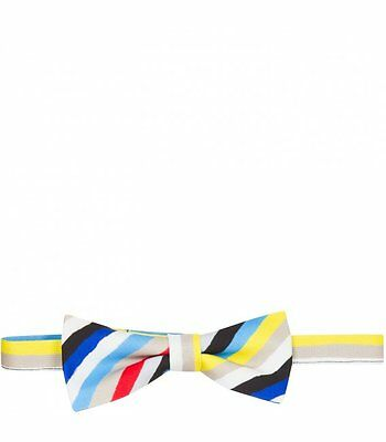 MSGM KIDS Papillon a righe multicolor 009925 705 BAMBINO BAMBINA BOY GIRL