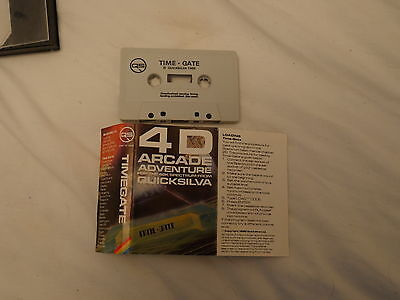 Sunday Flood Of Quality ZX Spectrum Software:- Quicksilva Timegate
