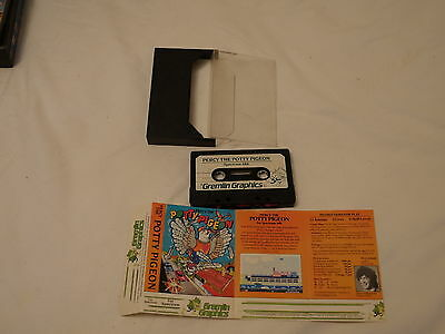 Sunday Flood Of Quality ZX Spectrum Software:- Gremlin Graphics Potty Pigeon
