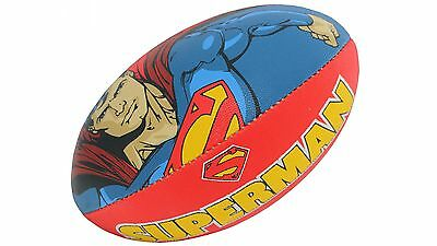 Steeden Superman Football with Durable Exterior & Detailed Design - Size 3