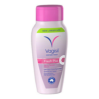 NEW Vagisil Intimate Wash Fresh Plus - 240mL