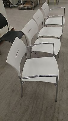 Svogo Design Stacking Chairs x 5