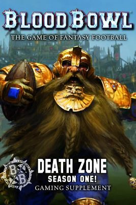 Blood Bowl - Death Zone Season One Deutsch Games Workshop mehr Team Regeln 2016