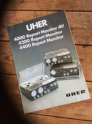 UHER Sales brochure - Mint