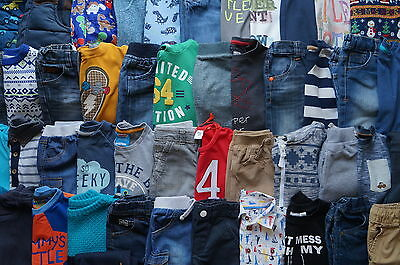 Bundle of boys clothes from 9-12 months old -FULL LIST & LOTS OF PICTURES INSIDE