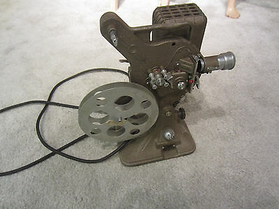 Vintage Keystone A-82 16mm Movie Projector