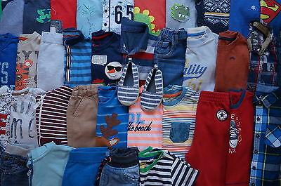 Bundle of boys clothes from 12-18 months old - FULL LIST&LOTS OF PICTURES INSIDE