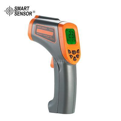 -32~950℃ 12:1 LCD Digital Non-contact IR Infrared Thermometer Pyrometer Gun Q6C1