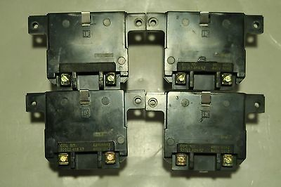 Square D 31063-409-57 Magnet Coil (Lot of 4)