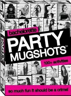 Games Bachelorette Party Mugshots Drinking Games Party Supplies Fun Pictures