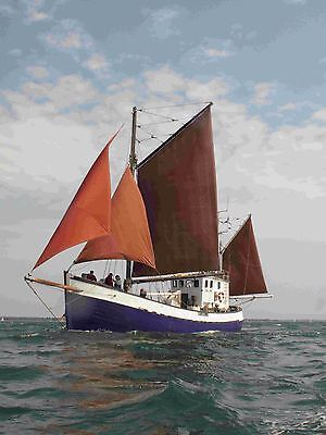 Converted Fishing Boat, Potential Dive Charter Vessel, Yacht, RIB, Dingy
