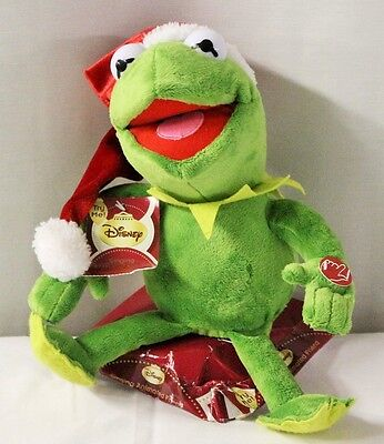 Disney Dan Dee Collector's Choice Kermit the Frog Singing Animated Friend 10''